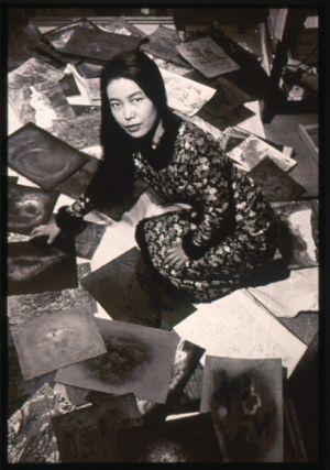 Donne Artiste Yayoi Kusama